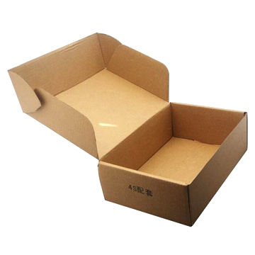 China 2017 new arrival cardboard shoe box on Global Sources