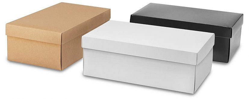 Shoe Boxes, Cardboard Shoe Boxes in Stock ULINE