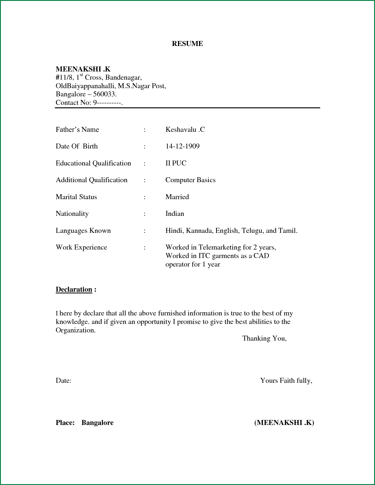 Simple Resume Format For Freshers In Word File.137085913.png