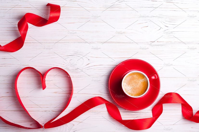 Royalty Free Valentines Background Pictures, Images and Stock