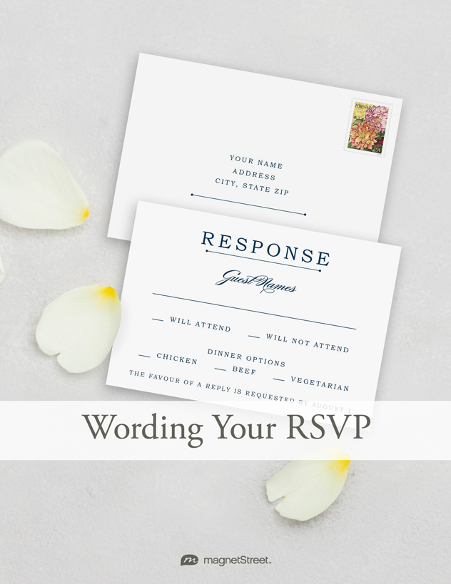 Wedding RSVP Etiquette: 9 Tips All Brides Should Know